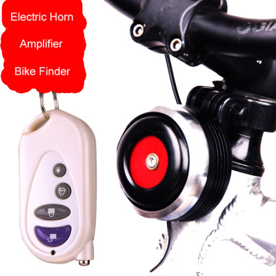 Bicycle Horn And Alarm 1