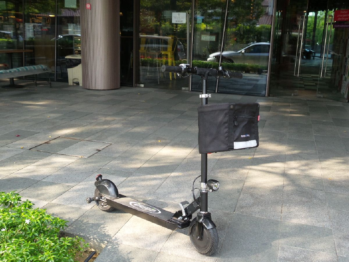 Electric Scooter Price Singapore Buy Glion Scooter