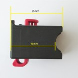 KLICKfix handlebar adapter dimensions 2