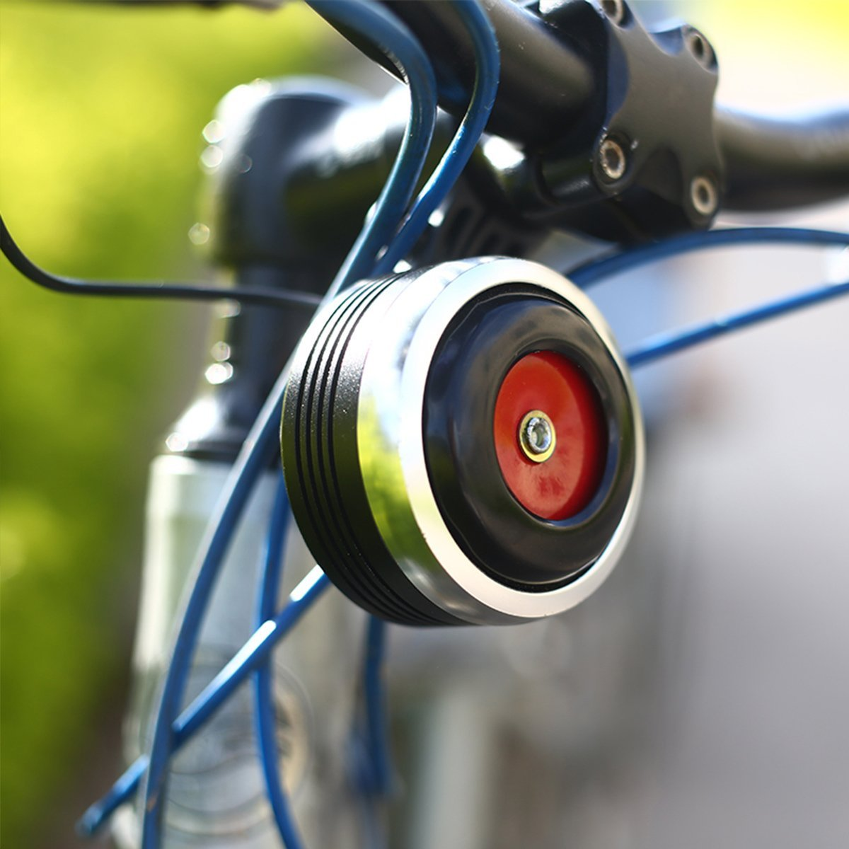 Bicycle Horn And Alarm