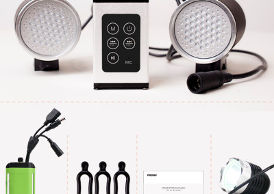 bike bluetooth speaker