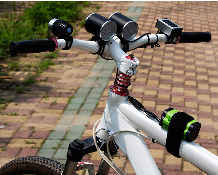 Bluetooth Bicycle Stereo Speakers For Handlebar Singapore