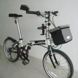 dahon waterproof bike bag 1