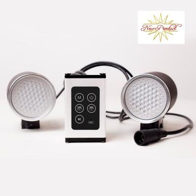 stereo bike speaker new