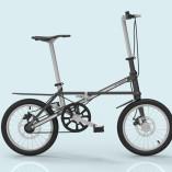 Foldable Commuter Bike gray01l