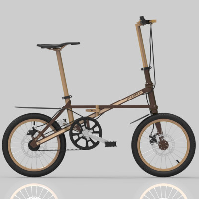 Light Weight Folding Bike classic01l