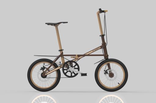 Light Weight Folding Bike classic01l