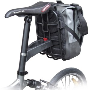 Quick Release Rear Bicycle Rack | KLICKFIX Vario Rack