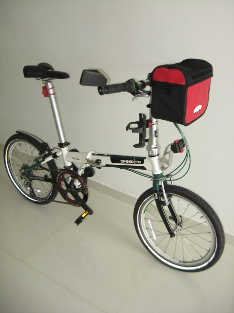 Norco Yukon Bag (Red)
