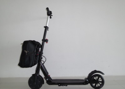 electric scooter vario rack 4