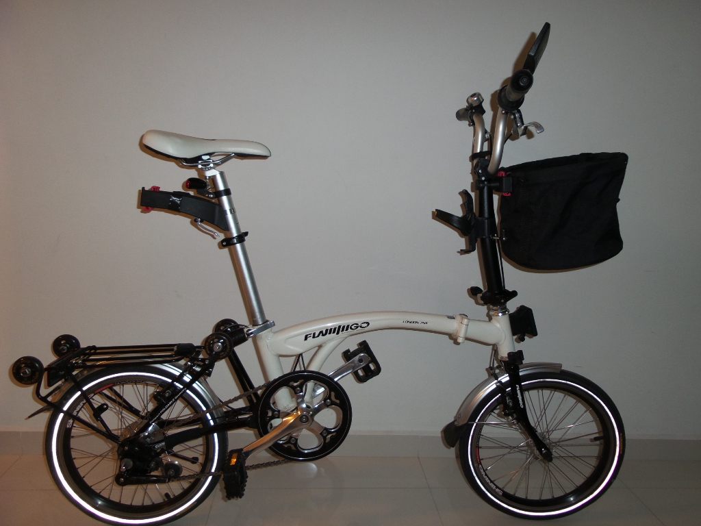 Electric Scooter With Seat >> Bicycle Basket Singapore | Electric Scooter Basket